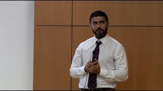 Click here to watch the Discovery Talk by Khaled Altabtbaei