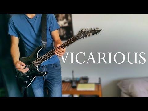 TOOL - Vicarious Full Guitar Cover (The way Adam Jones plays it)