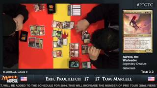 Pro Tour Gatecrash Semifinals