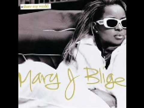mary j blige you are my everything