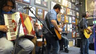 """Drive By Truckers """"First Air of Autumn"""" Record Store Day 2014 Live"""