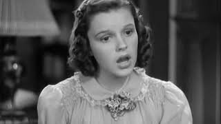 Judy Garland Stereo - In Between -  Extended Alternate Take - Love Finds Andy Hardy, 1938