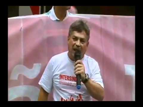 Manifestação Contra Demissão em massa no Bradesco