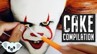 AMAZING HALLOWEEN CAKE Compilation | Cakes And Treats