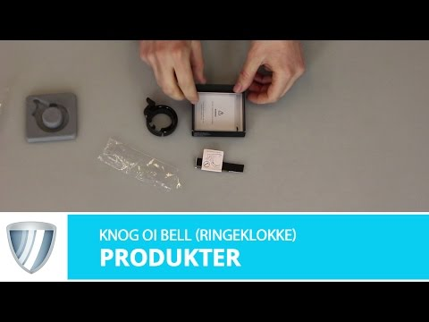 Knog Oi Bell Small ringeklokke sort video