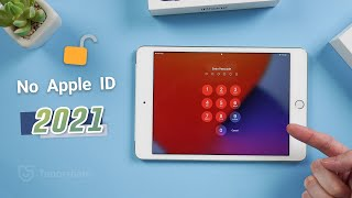 How to Unlock iPad without Passcode - Forgotten the Password 2021