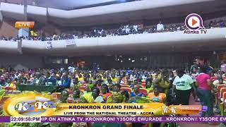 Prophesier Kofi Abraham konkro finals