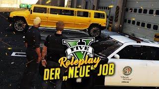 Der Neue Job Des Walter Weiß — GTA 5 Real Life — GTA Roleplay Deutsch