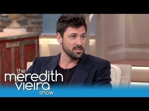 Maksim Chmerkovskiy Lost His Virginity to a Supermodel?! | The Meredith Vieira Show