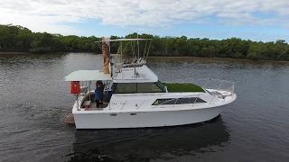 Quick Boat Update: Part 21 The Maiden Voyage!