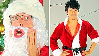 The Try Guys Become Santa • Santa Spectacular: Part 1