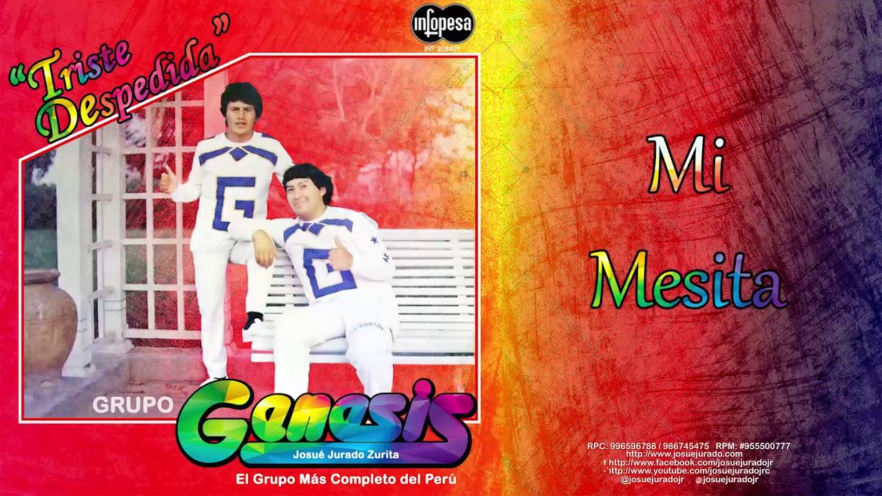 Descargar Mi Mesita Genesis Mp3 Gratis, Música Para Celular