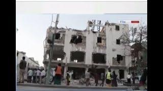 26 people among them three Kenyans killed in Kismayo hotel terror attack