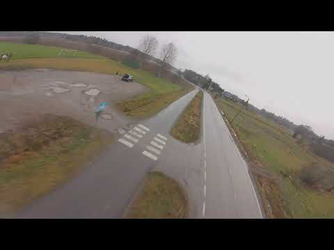 When you wanna fly so bad and the weather tries to stop you at all costs - Emax Hawk 5 (2019 #327)