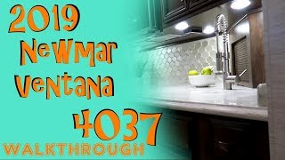 2019 Newmar Ventana 4037 Walkthrough - 54 Nights RV