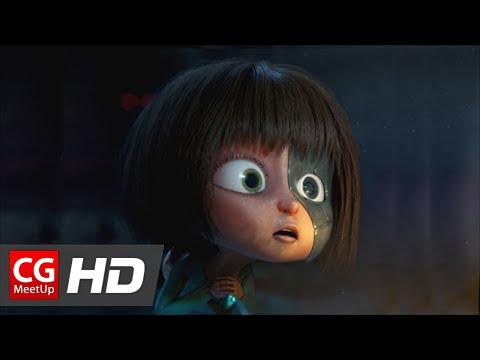 "CGI Animated Short Film ""Voyager Short Film"" by Supamonks Studio"