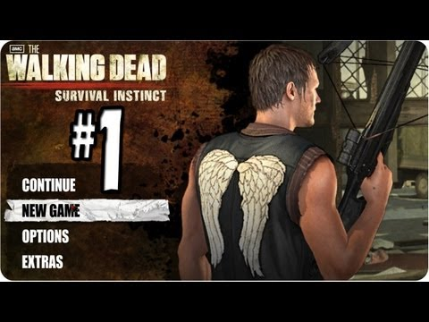 the walking dead survival instinct pc key