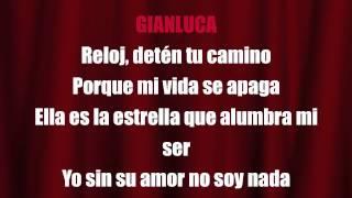 IL Volo-El Reloj Lyrics