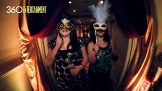 Masquerade Ball Themed Corporate Entertainment