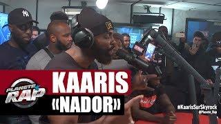 Kaaris 'Nador' en live dans Planète Rap