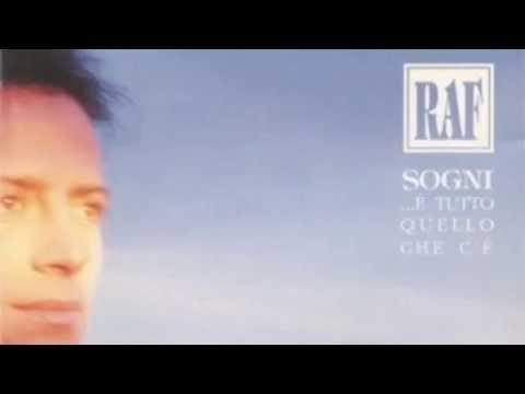 RAF e Eros Ramazzotti - Anche tu (versione originale lp) con TESTO