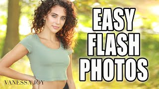 Easy FLASH Photography | Portrait Photography How To Tutorial