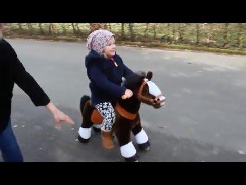 Ponycycle reiten   für echtes Reitgefühl