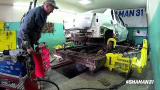 Кузовной ремонт Renault Logan