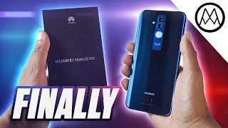 Huawei Mate 20 lite UNBOXING!