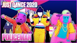 Just Dance 2020: Policeman by Eva Simons Ft. Konshens | Official Track Gameplay [US]