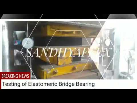 Sandhyaflex Laminated Bridge Bearing Pad