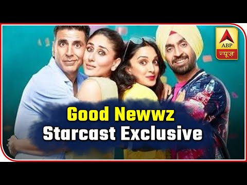 EXCLUSIVE Interview With The Cast Of 'Good Newwz'   ABP News