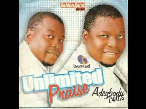 Adegbodu Twins Unlimited Praise 1