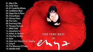 Greatest Hits Of ENYA Full Album   ENYA Best Songs 2018   ENYA Playlist Collection