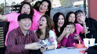 "#ThrowBack Video: 4 Years ago -- Leyna Nguyen 's FIRST ever ""Do it PHO Love"" fundraise"