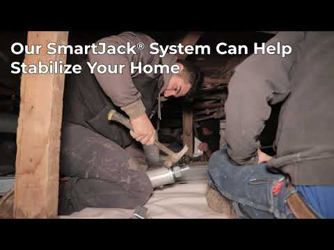 Morton House SmartJack® & CleanSpace Installation