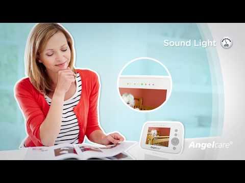 Angel Care монитор движения, видеоняня c 3,5'' LCD дисплеем