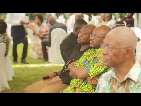 Agenda 2020: Mahama interacts with former gov't appointees