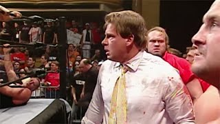 10 Most Unprofessional Performances In WWE History