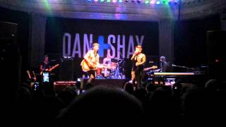 Party Girl - Dan + Shay LIVE