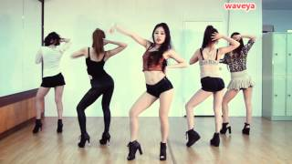 Танцы, Waveya - Kill Bill (Brown Eyed Girls)