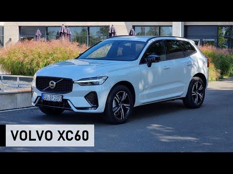 Der NEUE 2022 Volvo XC60 R-Design: Jetzt mit Android!! - Review, Fahrbericht, Test