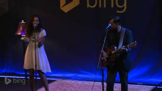 Johnnyswim - Diamonds (Bing Lounge)