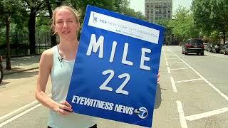 Mile Marker 22: 2018 TCS New York City Marathon