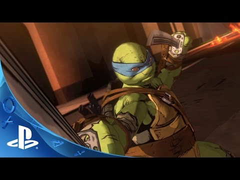 Видео № 1 из игры Teenage Mutant Ninja Turtles: Mutants in Manhattan [X360]