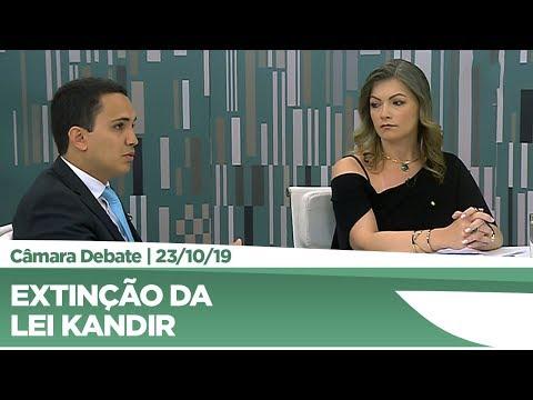 Deputados debatem extinção da Lei Kandir