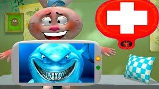 ДОКТОР КИД #3 лечу животных как Доктор Плюшева. Мультик игра для детей про друзей лисенка #пурумчата