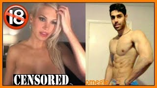 Aesthetics On Omegle - SHE FLASHED HER B00BS!!