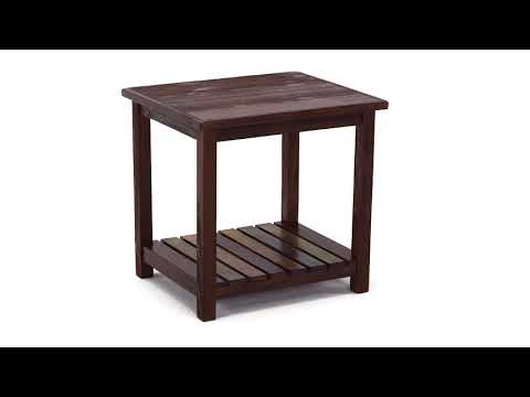Mestler T580-3 Rectangular End Table