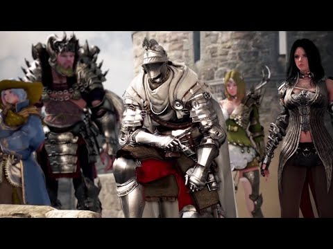 Black Desert - Launch Trailer